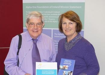 Michael McGloin and Breda Flood