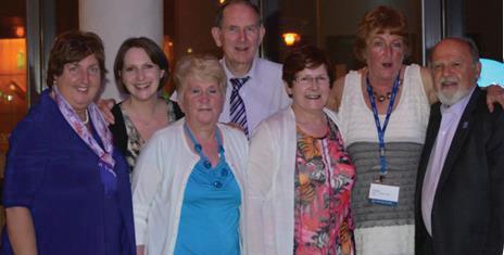 John Irish Delegation A1F International Congress 2013